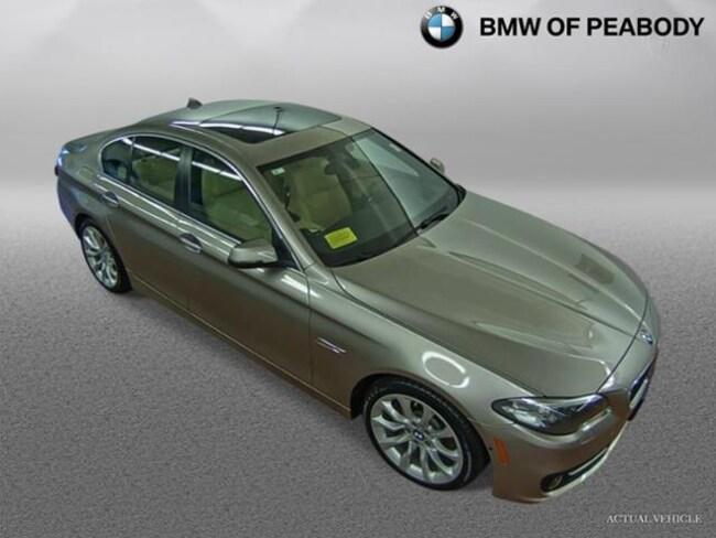 2016 BMW 535d 4dr Sdn 535d xDrive AWD Car