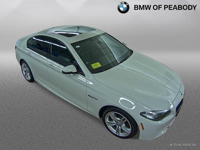 2015 BMW 550i 4dr Sdn 550i xDrive AWD Car