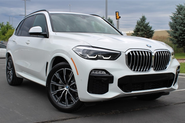 Bmw Of Murray >> 2020 Bmw X5 Xdrive40i Sav