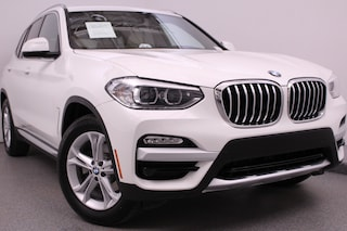 2019 BMW X3 xDrive30i Sports Activity Vehicle SUV in [Company City]