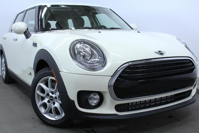 Certified Pre Owned 2017 Mini Clubman Bmw Of Murray