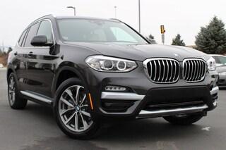 2019 BMW X3 xDrive30i Sports Activity Vehicle SUV in [Company City]