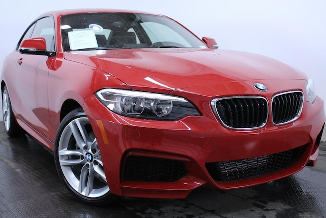 2016 BMW 228i Coupe Coupe