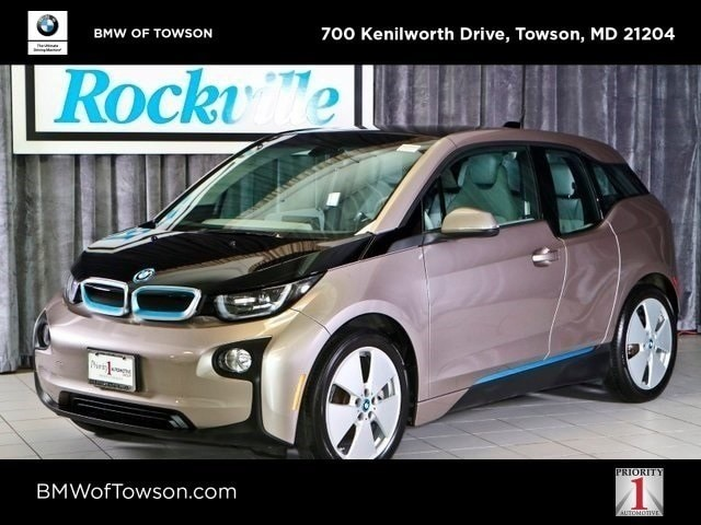 Pre-Owned 2014 BMW i3 For Sale at BMW of Towson | VIN