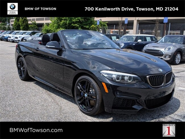 2020 BMW 2 Series M240i xDrive Convertible Convertible