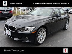 Used 2015 BMW 335i xDrive Sedan in Houston