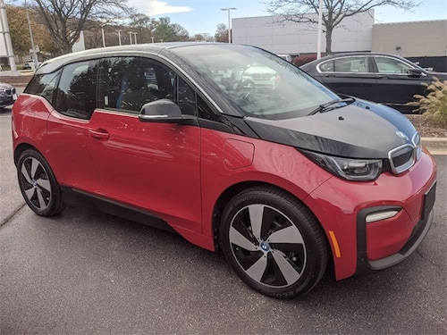 2018 BMW i3 with Range Extender Sedan