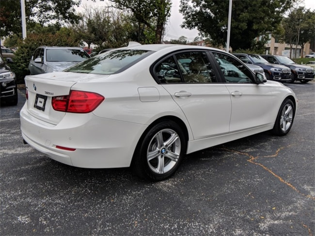 Pre-Owned 2015 BMW 328i For Sale at BMW of Towson | VIN