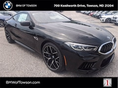 2020 BMW M8 Coupe Coupe