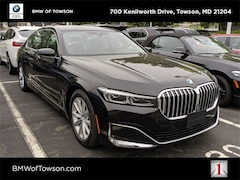 2020 BMW 7 Series 740i xDrive Sedan Car