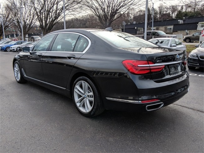 Pre-Owned 2017 BMW 750i xDrive For Sale at BMW of Towson   VIN