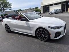 2021 BMW 430i Convertible