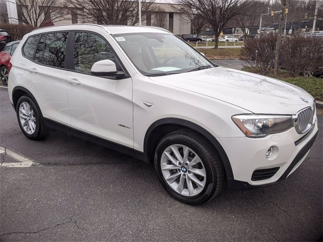 Pre Owned Bmw X3 Suv Pre Owned Bmw Dealer Towson Md Near Baltimore Md Bmw Of Towson