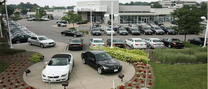 Bmw Of Towson >> About Bmw Of Towson New And Used Bmw Sales In Towson Md