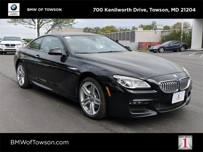 2016 BMW 650 xDrive Coupe