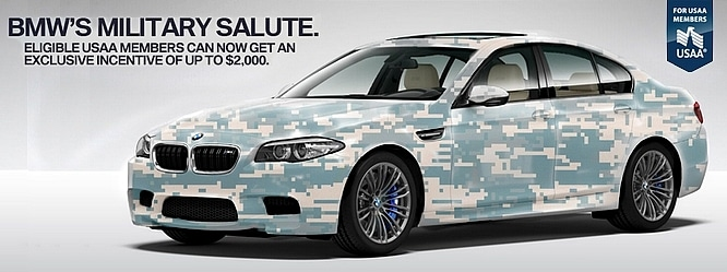 Usaa Special Offers Bmw Dealership Near Baltimore Md