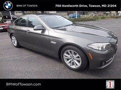 2015 BMW 528i xDrive Sedan in [Company City]