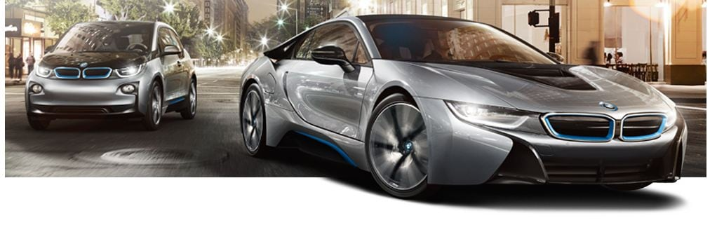 Bmw Electric Cars Buy A New Bmw I3 Or I8 Near Bethesda Md