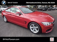 2014 BMW 428i xDrive xDrive w/SULEV Coupe in [Company City]