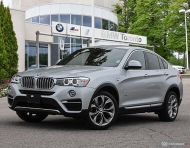 2018 BMW X4 xDrive28i W/ Nav! Heads up Display! SUV