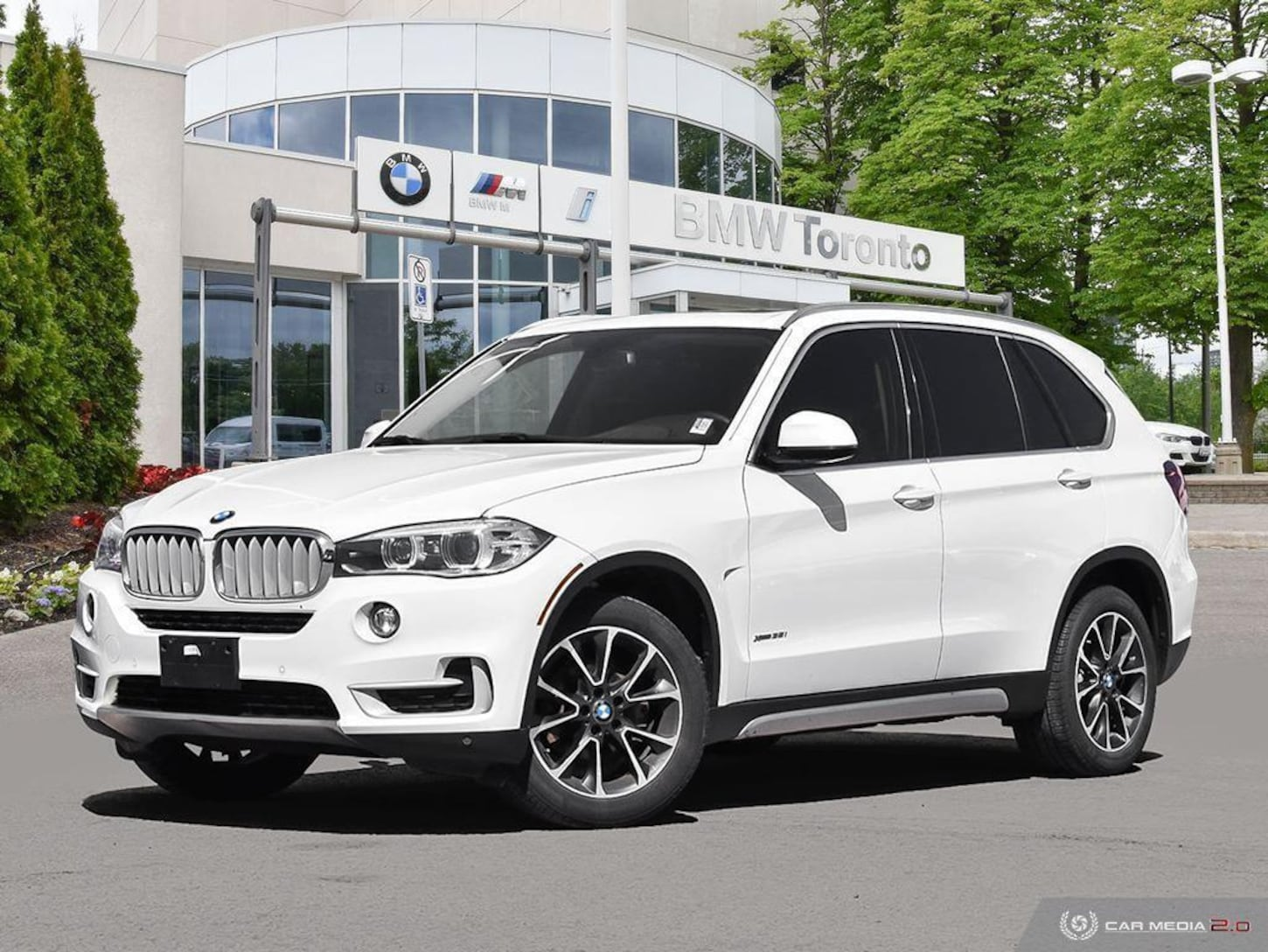 2016 BMW X5 xDrive35i W/ Nav! Heads up Display! SAV