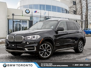 2016 BMW X5 Xdrive35i W/ Nav! Heads Up Display!