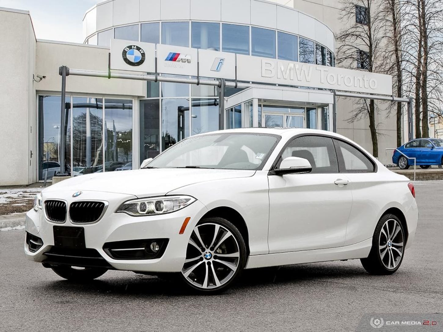 2015 BMW 228i Xdrive Coupe W/ Nav! Financing Available!