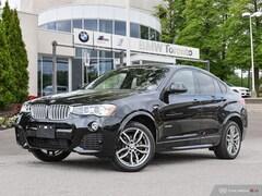2018 BMW X4 xDrive28i W/ Nav! M Sport Line! SUV