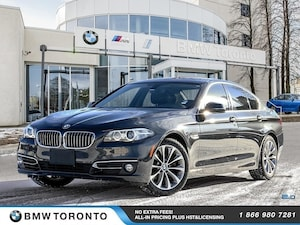 2015 BMW 528i Xdrive W/ Nav! Financing Available!