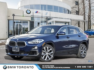 2018 BMW X2 Xdrive 28i W/ Nav! Financing Available!