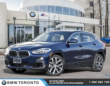 2018 BMW X2 Xdrive 28i W/ Nav! Financing Available!