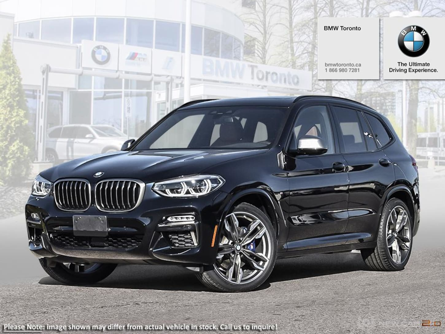 new 2019 bmw x3 for sale at bmw toronto vin. Black Bedroom Furniture Sets. Home Design Ideas