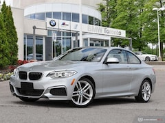 2016 BMW 228i xDrive Coupe W/ Sunroof! Leather! Keyless Entry! Coupe