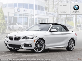 2019 BMW 230i Xdrive Cabriolet