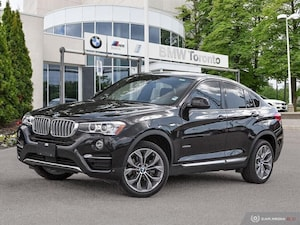 2018 BMW X4 xDrive28i W/ Nav! Rear View Camera! Sport Seats! S