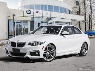 2018 BMW 230i Xdrive Coupe W/ Nav! Financing Available!