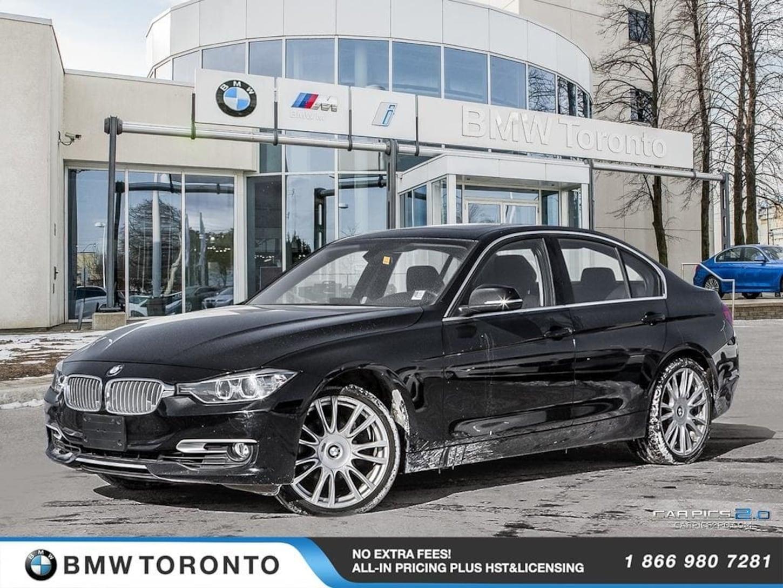 2014 BMW 328i Xdrive Sedan Modern Line (3B37) W/ Nav! Financing