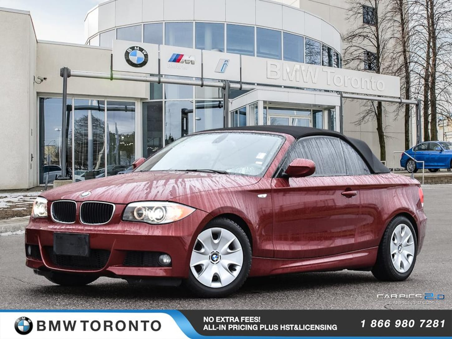 2013 BMW 128i Cabriolet W/ Financing Available!