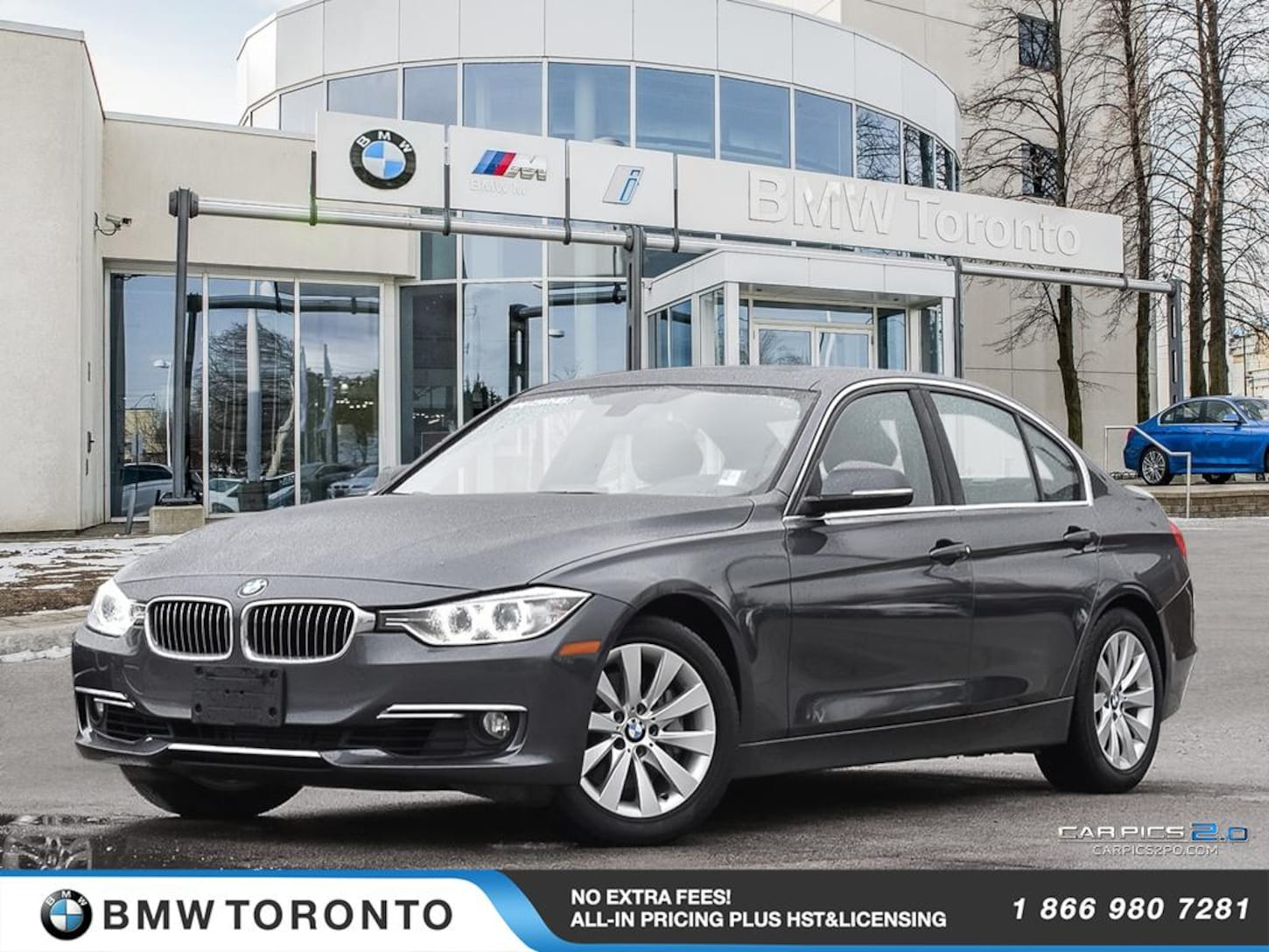 2013 BMW 335i Xdrive Sedan Luxury Line W/ Nav! Financing Availab