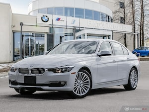 2015 BMW 320i Xdrive Sedan (3C37) W/ Nav! Financing Available!