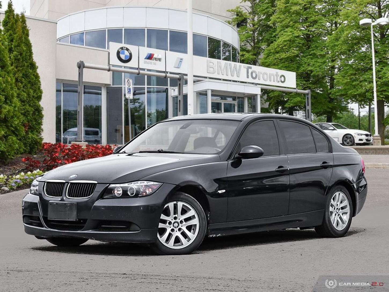 2007 BMW 323i Sedan AS-IS