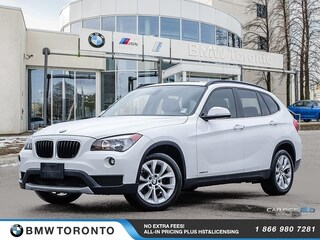2013 BMW X1 Xdrive28i W/ Financing Available!