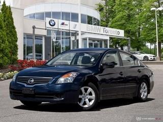 2008 Nissan Altima Sedan 2.5 SL CVT AS-IS