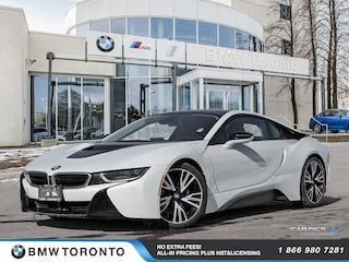 2016 BMWi i8 W/ Winter Tires! Nav! Heads Up Display!