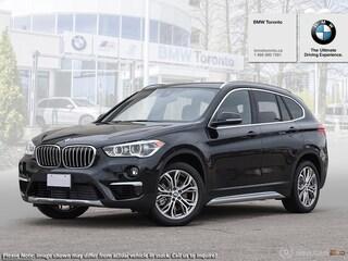 2019 BMW X1 DEMO