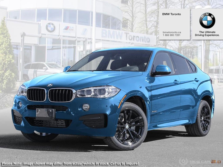 2018 BMW X6 DEMO