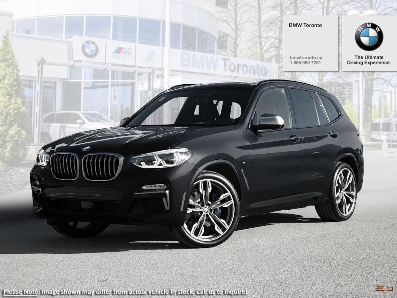 2018 BMW X3 DEMO