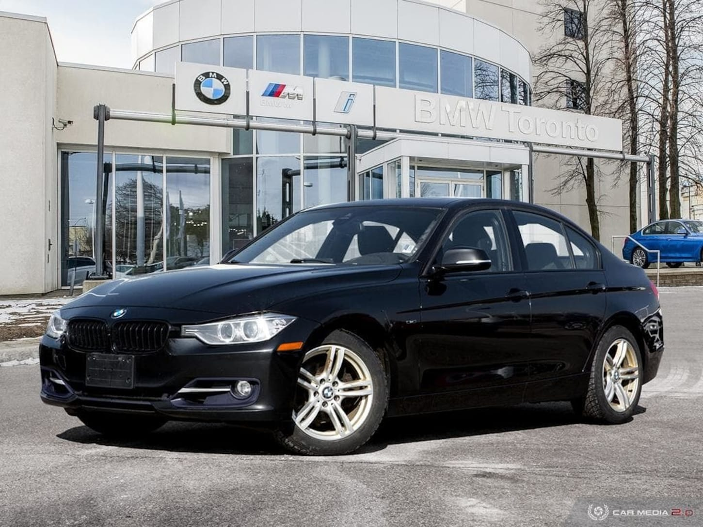 2013 BMW 328i Xdrive Sedan Sport Line AS-IS W/ Nav!