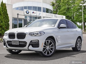 2019 BMW X4 Xdrive30i W/ Nav! Heads Up Display!