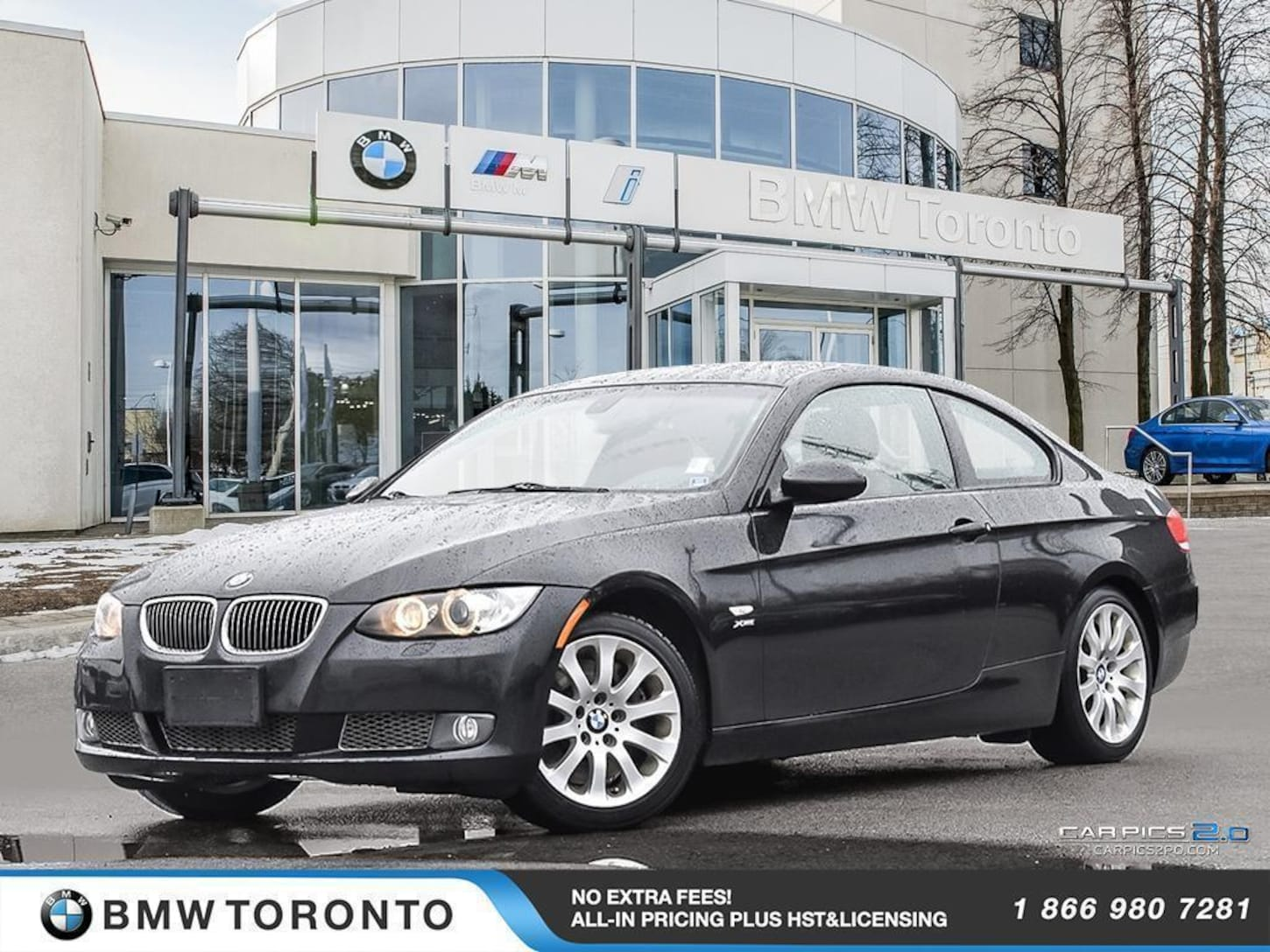 2009 BMW 335i Xdrive Coupe AS-IS